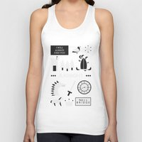 ouat Tank Tops featuring OUAT - A Knight by Redel Bautista