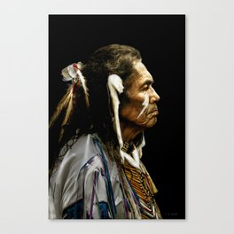 Native American - Dakota Canvas Print