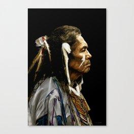 Native American - Dakota Canvas Print