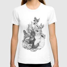 A Portrait of Us T-shirt