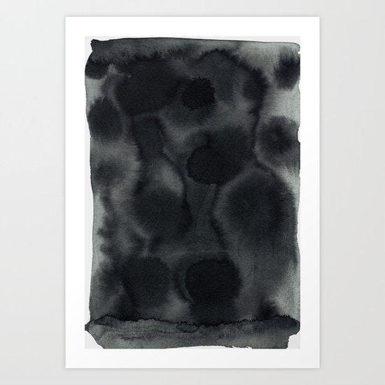 ink. Art Print