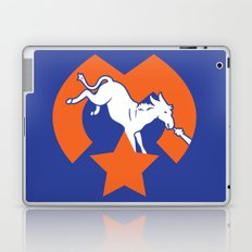 Denver Donkeys   Laptop & iPad Skin
