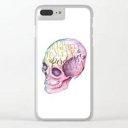 Hamlet Clear iPhone Case