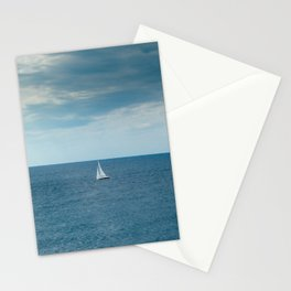 Sailing... Stationery Cards