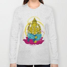 01 - GANESHA Long Sleeve T-shirt