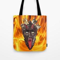 Krampuss Kitty Tote Bag