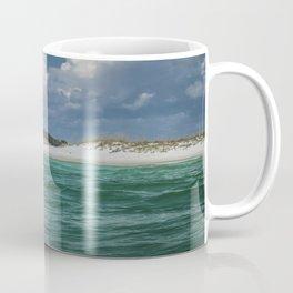 Boardwalk At Shell Island  Coffee Mug