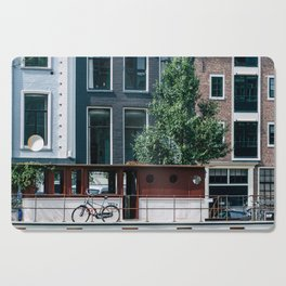 A Day in Amsterdam Cutting Board