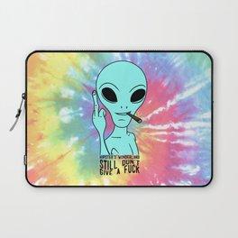 Still Alien Laptop Sleeve