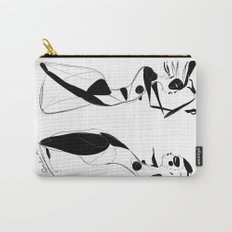 Fuck gravity - Emilie Record Carry-All Pouch