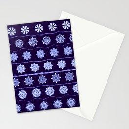 Iced Velvet 2 Stationery Cards