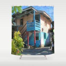 Treva's House Shower Curtain