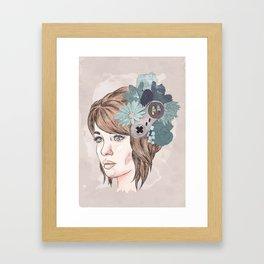 16 Bit Framed Art Print