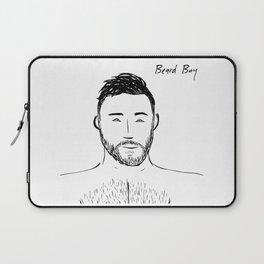Beard Boy: Andres Laptop Sleeve