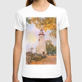 Marble Head Lighthouse T-shirt