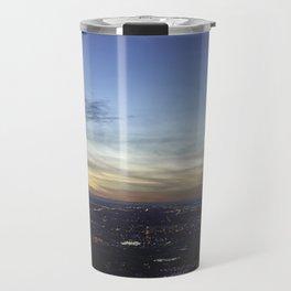 Boise Sunset Travel Mug