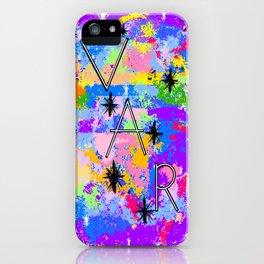 VAR Bright iPhone Case
