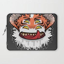 Diabolical Fuzzball (tiger) Laptop Sleeve