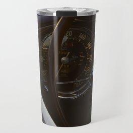Lancia Aurelia GT Dashboard Travel Mug