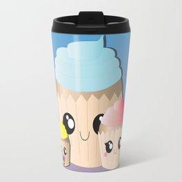 Happy Family Cupcakes Travel Mug