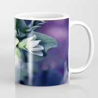 plant Mugs featuring plant by angelenka