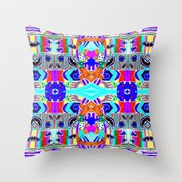 Pattern-237 Throw Pillow