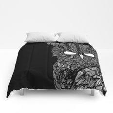 Demon Owl Comforters