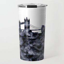 London Great Britain Travel Mug