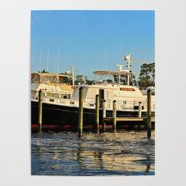 Shoreline in Fort Myers IV Poster