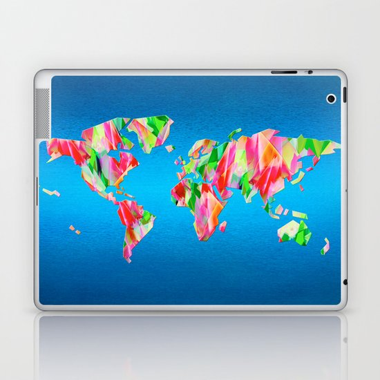 Tulip World #119 Laptop & iPad Skin