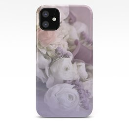 Romantic Flowers iPhone Case