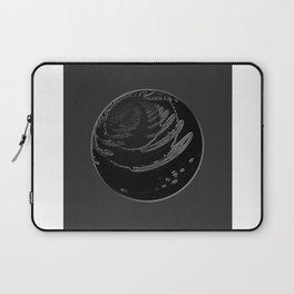 Stratus sphere grey Laptop Sleeve