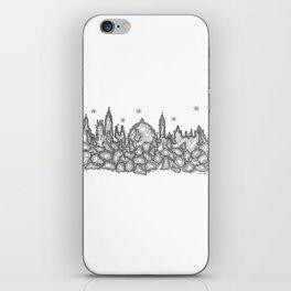 Oxford Skyline Histology Slide iPhone Skin
