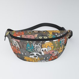 plushies Fanny Pack