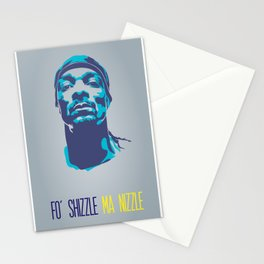 Snoop Dogg Poster Art Stationery Cards