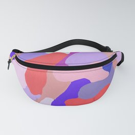 PINK OIL Fanny Pack