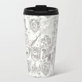 School Of Wizarding Travel Mug