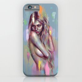 Farba iPhone Case
