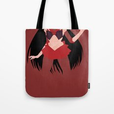 Sailor Mars Tote Bag