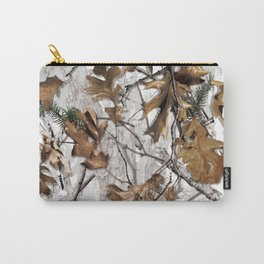 Traml™ Camouflage Whiteout Carry-All Pouch
