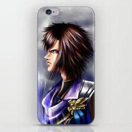 Emperor of Wei iPhone Skin