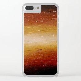 Apollo Clear iPhone Case