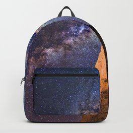 Summer Paradise Galaxy Backpack