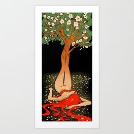 Spirit Of The Trees Art Print
