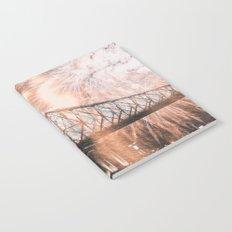 Fireworks bridge Notebook
