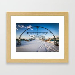 Arches Framed Art Print
