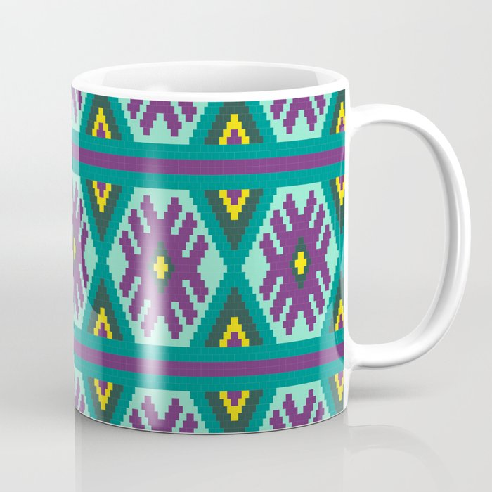 Huichol art Coffee Mug