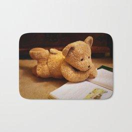 Bedtime Story Bath Mat