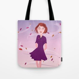 Dreamgirl - Autumn leaves Tote Bag