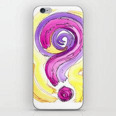 Flow Series #13 iPhone & iPod Skin